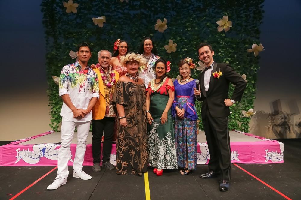 Tata'ura'a Ori Tahiti Japan 2017